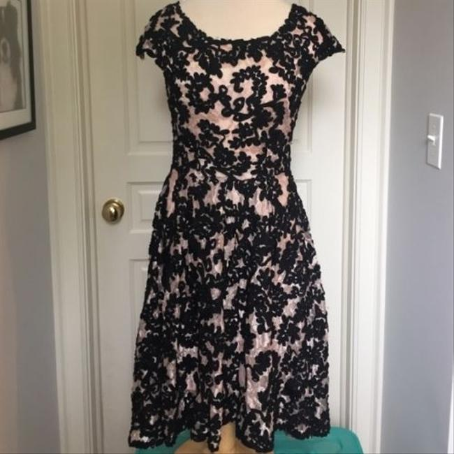 Anthropologie Capulet Sleeve Anthro Lace Embroidered Dress