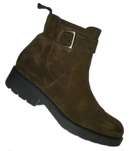 Via Spiga Made In Italy Neiman Marcus Chocolate Brown Boots