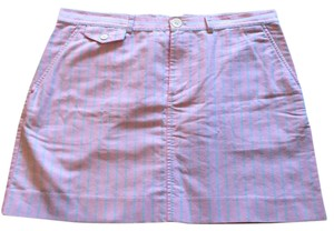 Polo Ralph Lauren Mini Skirt Pink
