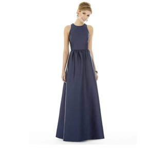 Alfred Sung Midnight Style D707 Dress