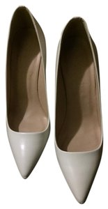 J.Crew Cream Pumps