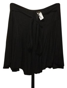 Development Mini Skirt Black
