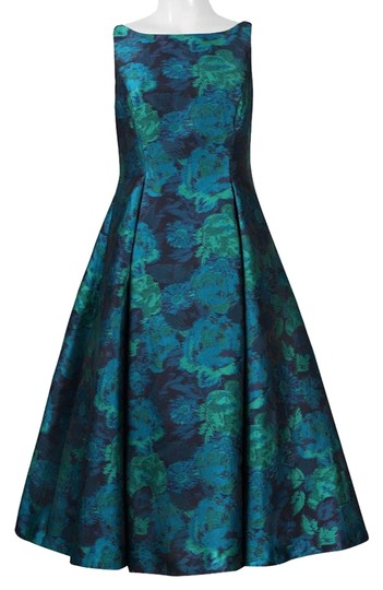 dd901c8256c lovely Adrianna Papell Floral Jacquard Tea Dress - kdb.co.ke