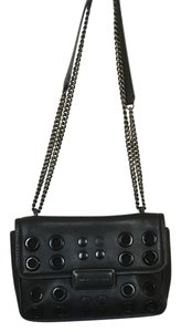 Marc by Marc Jacobs Leather Chain Cross Body Bag