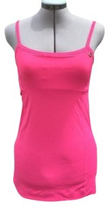 Juicy Couture Juicy Couture Pink Yoga Top