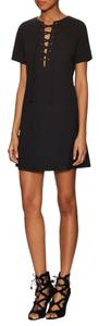 Lucca Couture short dress black on Tradesy