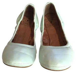 Lucky Brand Mint green Flats