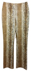 Cache Animal Print Stretchy Pants