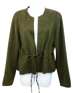 INC International Concepts Green Jacket
