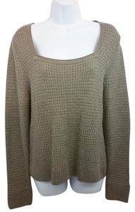 St. John Sport by Marie Gray St. Brown Knit Sweater