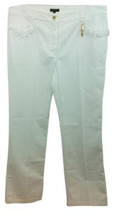 Escada White Jeans Pants