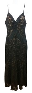 Bisou Bisou Lace Black Dress