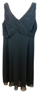 Adrianna Papell Black Plus-size Dress