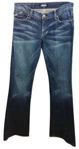 Rock & Republic & Blue Denim Boot Cut Jeans