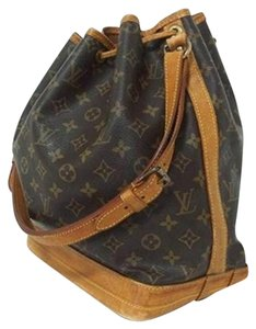 Louis Vuitton Hobo Drawstring Bucket Noe Shoulder Bag
