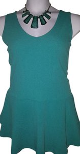 Jessica Simpson Top AQUA GREENISH