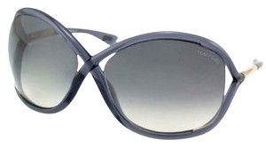 Tom Ford NEW!! Tom Ford Grey Whitney Sunglasses