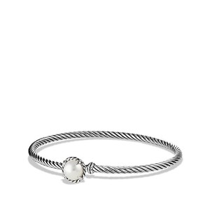 David Yurman Chatelaine Bracelet with Pearl