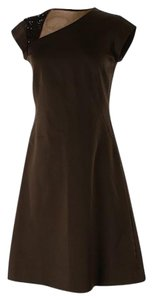 W by Worth A-line Sequin Mesh Night Out Formal Dress