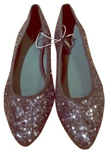 Old Navy Dark Gray Flats