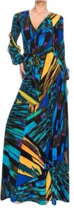 Multi Maxi Dress by John 5:17