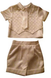 macy's west 9-12 Months BOYS CHRISTENING OUTIFIT