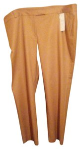 Charter Club Trouser Pants Warm Toffe