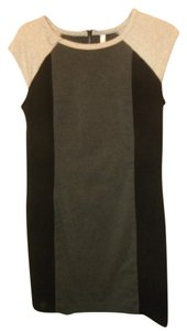 Kensie short dress Black/Gray on Tradesy