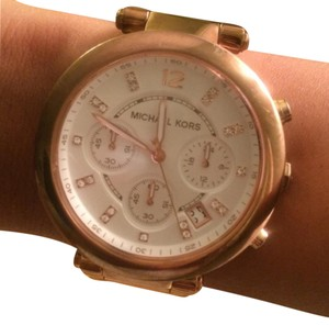 MICHAEL Michael Kors Michael Kors Rose Gold Watch