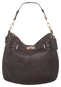 Coach Hobo Leather Tote Shoulder Bag