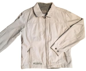 Columbia Khaki Jacket