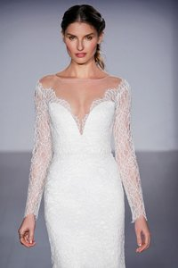 Jim Hjelm Wedding Dress