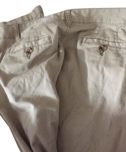 Mossimo Supply Co. Boot Cut Pants Khaki
