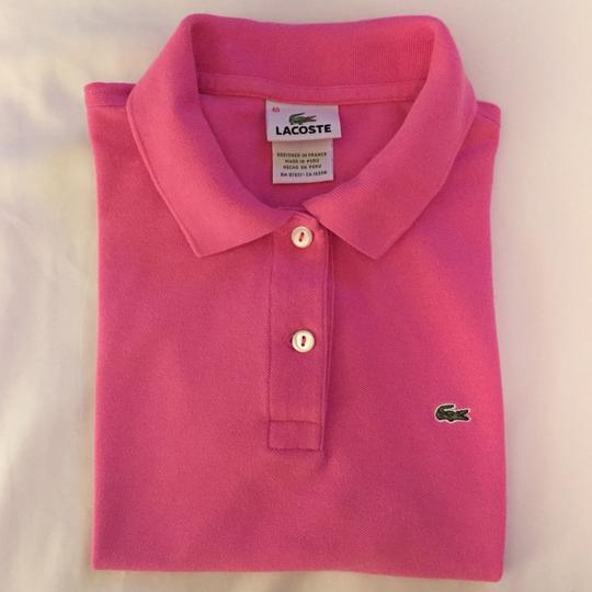 171eab5b Lacoste Polo F4811 T Shirt Pink - 72% Off Retail on sale - www ...