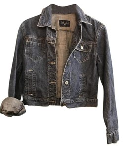 Nautica Denim Womens Jean Jacket