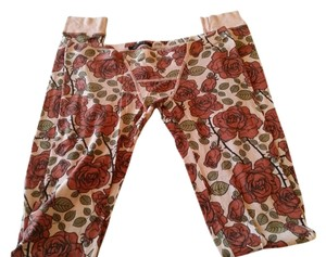 Wildfox Boutique Nordstrom Couture pink Leggings