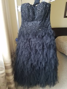 Demetrios Black Demetrios Dress