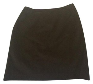 Jean-Paul Gaultier Wool Skirt Black