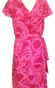 Banana Republic short dress Pink on Tradesy