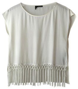 The Kooples Top White