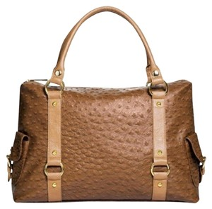 mark. Satchel in Brown