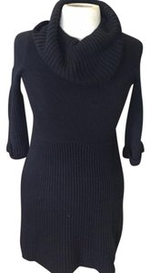 A|X Armani Exchange short dress Black on Tradesy