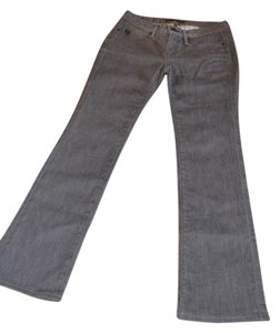 Deener Denim Premium Denim Size 27 Boot Cut Jeans-Medium Wash