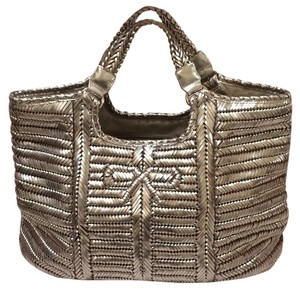 Anya Hindmarch Tote in Silver
