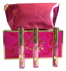 Estée Lauder NEW IN BOX ESTEE LAUDER PURE COLOR LIP GLOSS 4-Pc HOLIDAY GIFT SET LE