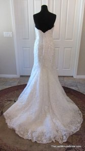 Allure Bridals Allure C200 Wedding Dress