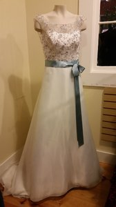 Mon Cheri 17252 Wedding Dress