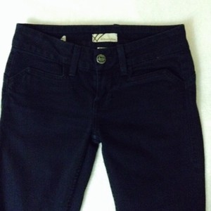 William Rast Skinny Jeans-Dark Rinse