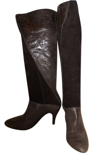 Preload https://item4.tradesy.com/images/gianni-bini-brown-distressed-leather-suede-bootsbooties-size-us-75-198068-0-0.jpg?width=440&height=440