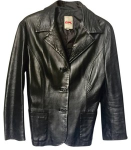 Other Made In Italy Leather Jacket